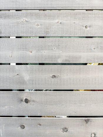 目隠し用の板の壁のテクスチャの写真