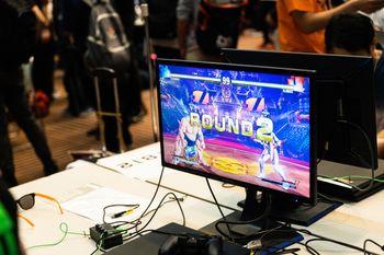 予選大会の様子 「ROUND 2」 - CAPCOM Pro Tour 2019 アジアプレミアの写真