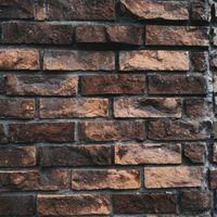味わいのあるレンガ壁(テクスチャ)の写真