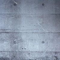 冷たいコンクリートの壁(テクスチャー)の写真