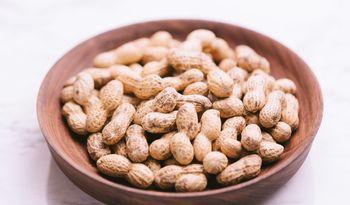ピーナッツの写真