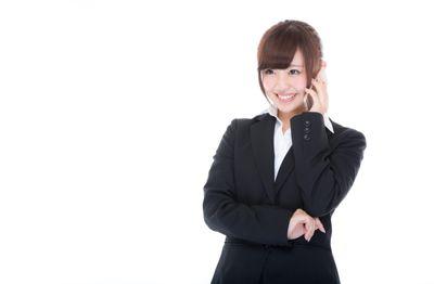 顧客のことを一番に考える担当の女性の写真