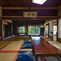 歴史ある古民家の和室(千葉県一宮町)の写真