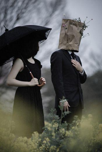 人と異形の恋の写真