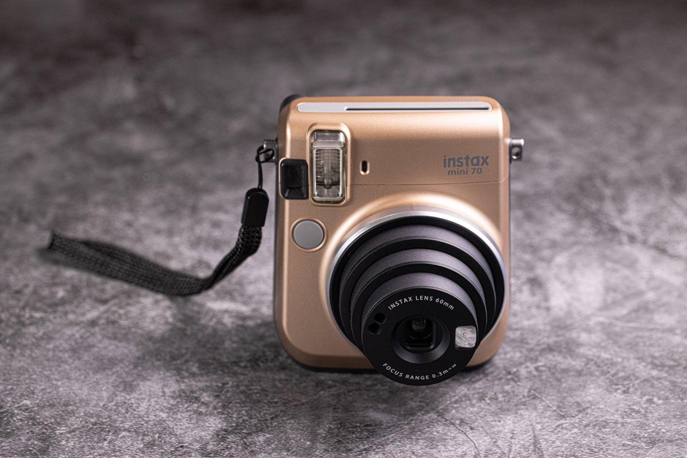 インスタントカメラ(instax miniチェキ)の写真