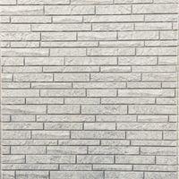 レンガ調の石材タイルの外壁(テクスチャ)の写真
